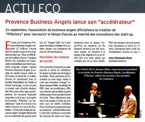 Juillet 2014 - Businews - PBA